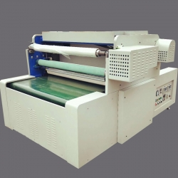 UV倒膜机,UV膜压机