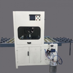 晶瓷画智能喷胶机