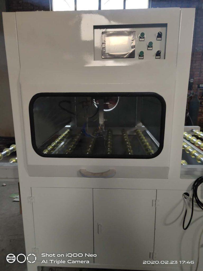 晶瓷画生产设备
