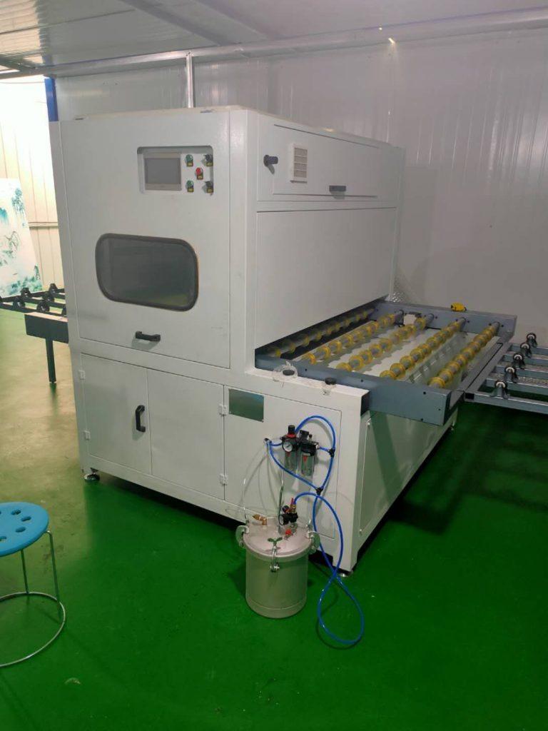 晶瓷画水晶烤瓷机